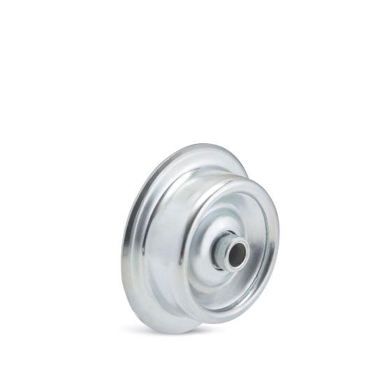 Spurkranzröllchen Stahl verzinkt