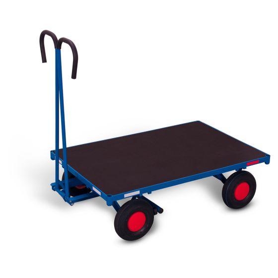 Handpritschenwagen ohne Bordwand