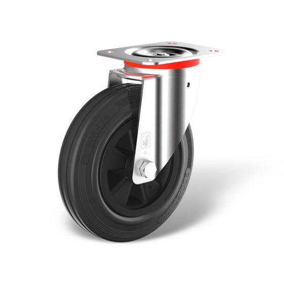Lenkrollen mit Rad Type GK