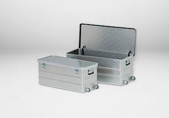 Transportboxen und Rollboxen